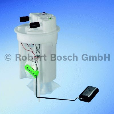 Unité d'injection de carburant - BOSCH - 0 986 580 173