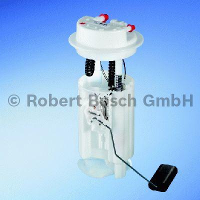 Unité d'injection de carburant - BOSCH - 0 986 580 177