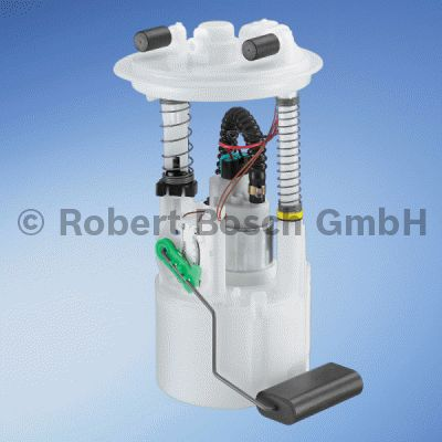 Unité d'injection de carburant - BOSCH - 0 986 580 186