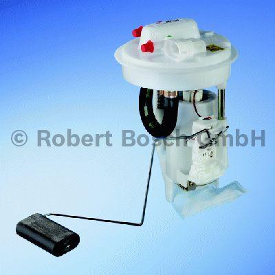 Unité d'injection de carburant - BOSCH - 0 986 580 202