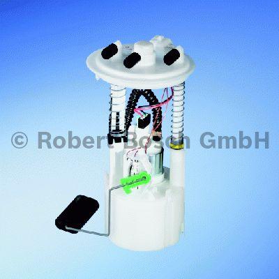 Unité d'injection de carburant - BOSCH - 0 986 580 206