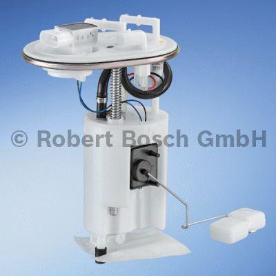 Unité d'injection de carburant - BOSCH - 0 986 580 212
