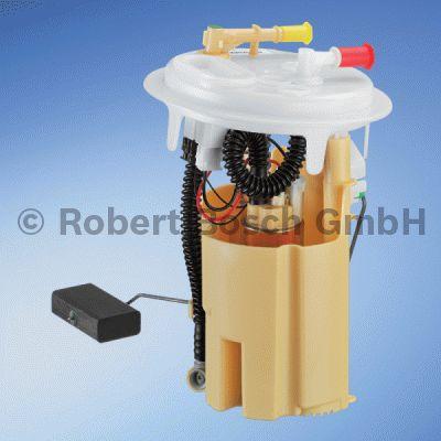 Unité d'injection de carburant - BOSCH - 0 986 580 215
