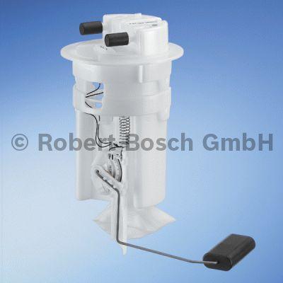 Unité d'injection de carburant - BOSCH - 0 986 580 219