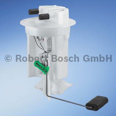 Unité d'injection de carburant - BOSCH - 0 986 580 221