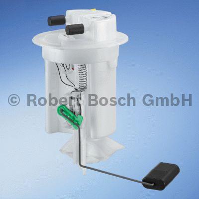 Unité d'injection de carburant - BOSCH - 0 986 580 222