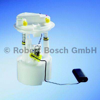 Capteur, niveau de carburant - BOSCH - 0 986 580 292