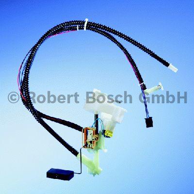 Capteur, niveau de carburant - BOSCH - 0 986 580 342