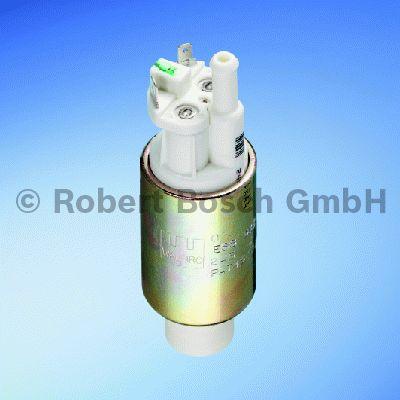 Pompe à carburant - BOSCH - 0 986 580 350