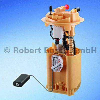Unité d'injection de carburant - BOSCH - 0 986 580 351