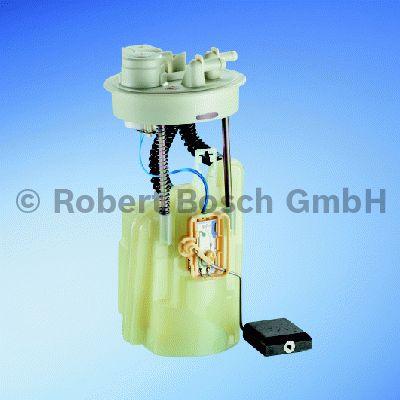 Capteur, niveau de carburant - BOSCH - 0 986 580 361