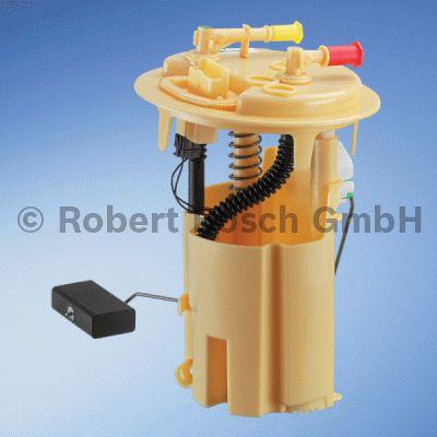 Capteur, niveau de carburant - BOSCH - 0 986 580 365