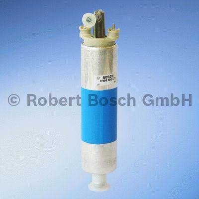 Pompe à carburant - BOSCH - 0 986 580 372