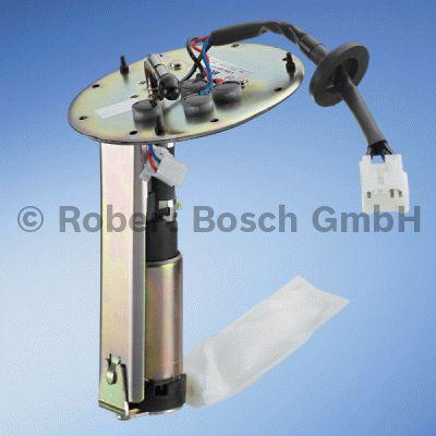 Pompe à carburant - BOSCH - 0 986 580 501
