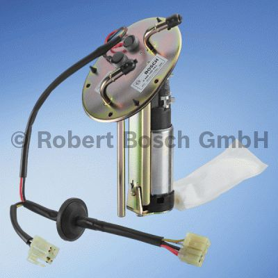 Pompe à carburant - BOSCH - 0 986 580 503