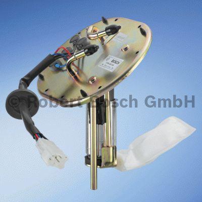 Pompe à carburant - BOSCH - 0 986 580 504