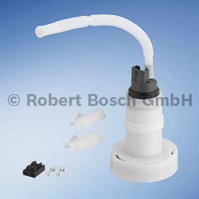Pompe à carburant - BOSCH - 0 986 580 802