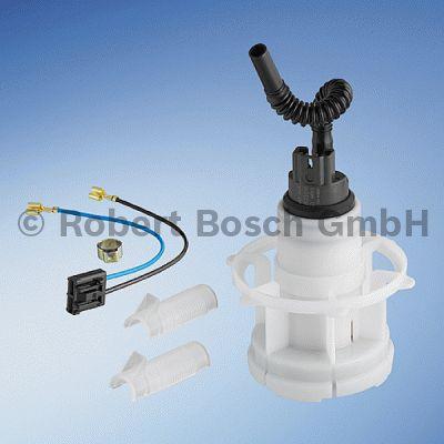 Pompe à carburant - BOSCH - 0 986 580 808