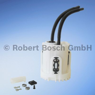 Pompe à carburant - BOSCH - 0 986 580 823