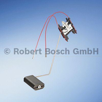 Capteur, niveau de carburant - BOSCH - 1 582 980 034