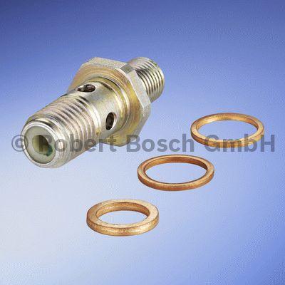 Kit de réparation, distributeur d'allumage - BOSCH - 1 587 010 536