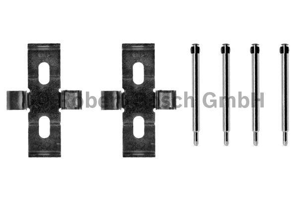 Kit d'accessoires, plaquette de frein à disque - BOSCH - 1 987 474 059