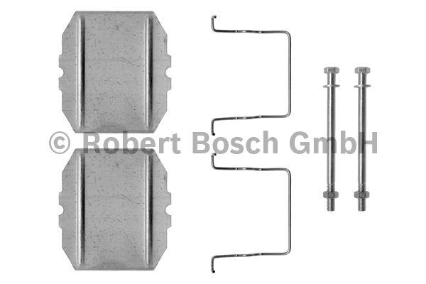 Kit d'accessoires, plaquette de frein à disque - BOSCH - 1 987 474 110