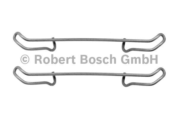 Kit d'accessoires, plaquette de frein à disque - BOSCH - 1 987 474 113
