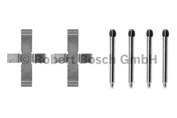 Kit d'accessoires, plaquette de frein à disque - BOSCH - 1 987 474 130