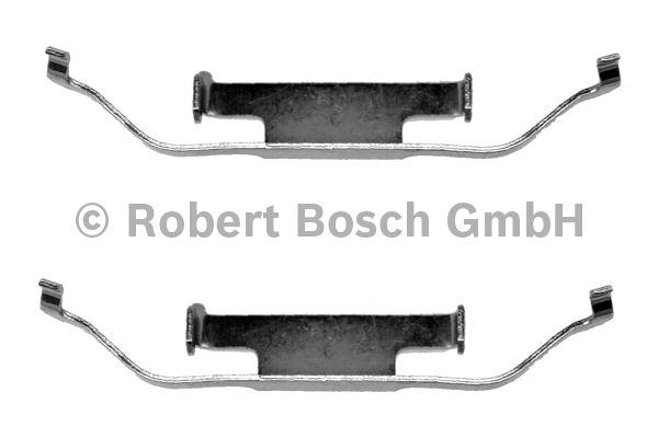 Kit d'accessoires, plaquette de frein à disque - BOSCH - 1 987 474 154