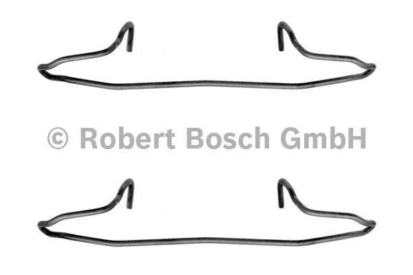 Kit d'accessoires, plaquette de frein à disque - BOSCH - 1 987 474 175