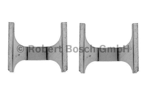Kit d'accessoires, plaquette de frein à disque - BOSCH - 1 987 474 177