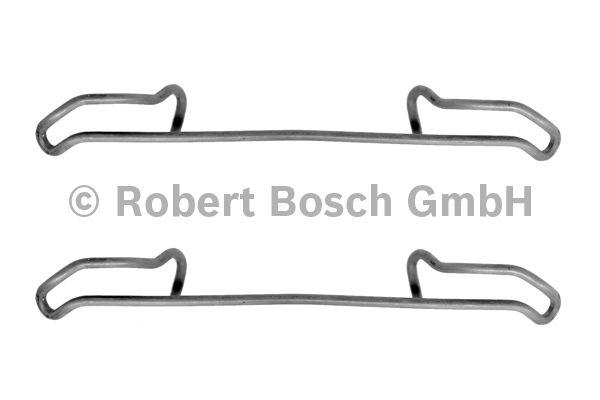 Kit d'accessoires, plaquette de frein à disque - BOSCH - 1 987 474 192