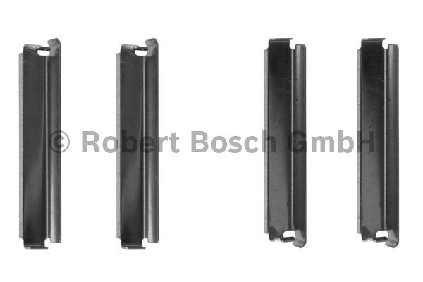 Kit d'accessoires, plaquette de frein à disque - BOSCH - 1 987 474 215