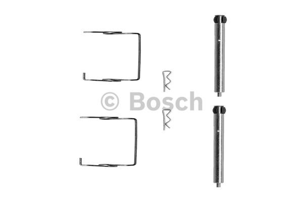 Kit d'accessoires, plaquette de frein à disque - BOSCH - 1 987 474 278