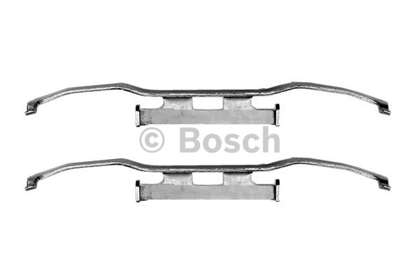 Kit d'accessoires, plaquette de frein à disque - BOSCH - 1 987 474 309