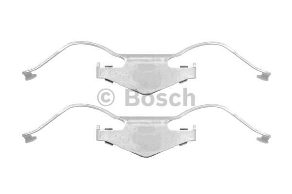 Kit d'accessoires, plaquette de frein à disque - BOSCH - 1 987 474 337