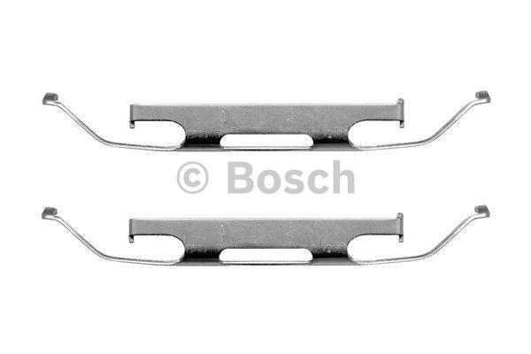 Kit d'accessoires, plaquette de frein à disque - BOSCH - 1 987 474 373