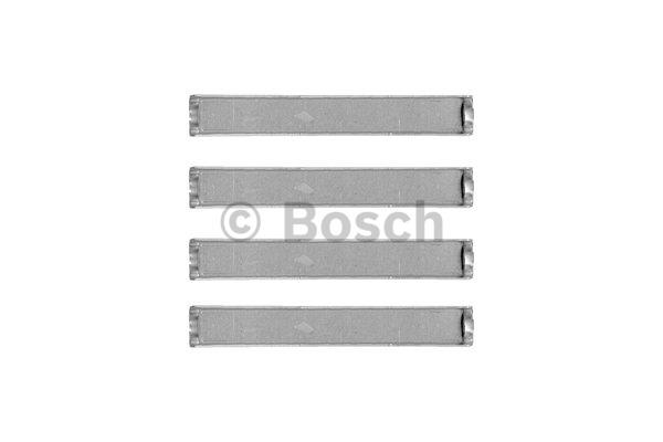Kit d'accessoires, plaquette de frein à disque - BOSCH - 1 987 474 392