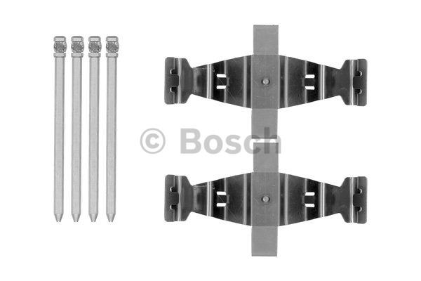 Kit d'accessoires, plaquette de frein à disque - BOSCH - 1 987 474 482