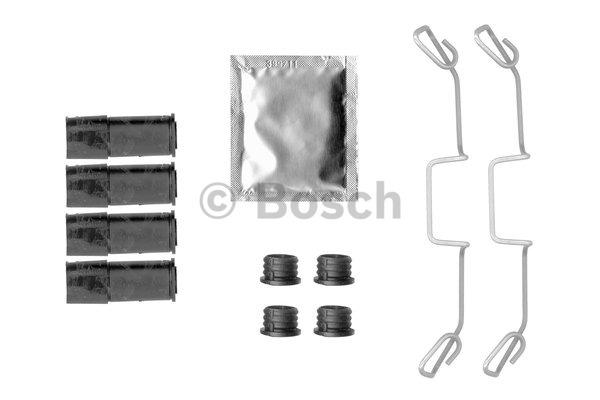 Kit d'accessoires, plaquette de frein à disque - BOSCH - 1 987 474 483