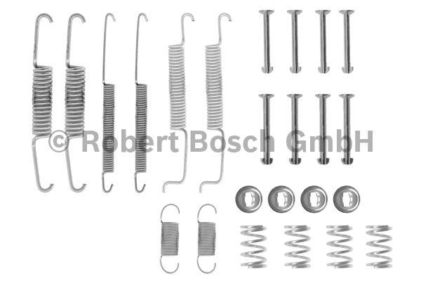 Kit d'accessoires, mâchoire de frein - BOSCH - 1 987 475 002