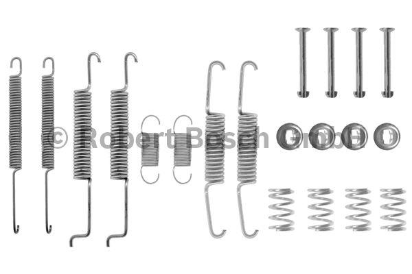 Kit d'accessoires, mâchoire de frein - BOSCH - 1 987 475 004