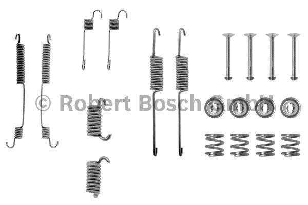 Kit d'accessoires, mâchoire de frein - BOSCH - 1 987 475 034