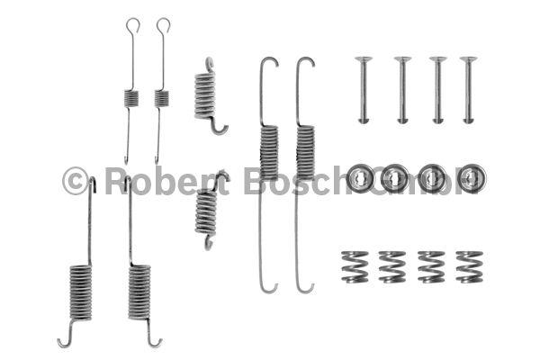 Kit d'accessoires, mâchoire de frein - BOSCH - 1 987 475 036