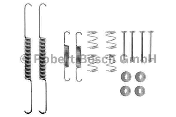 Kit d'accessoires, mâchoire de frein - BOSCH - 1 987 475 045