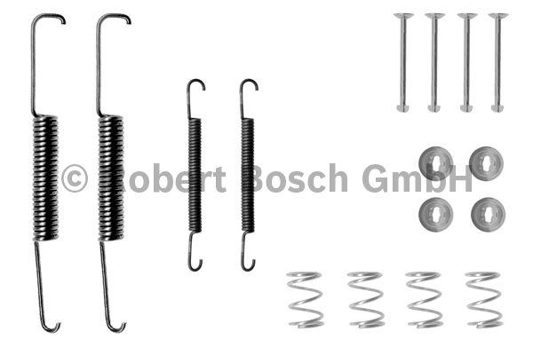 Kit d'accessoires, mâchoire de frein - BOSCH - 1 987 475 046