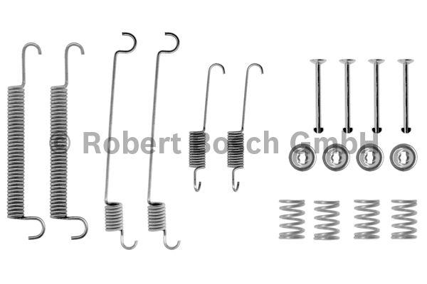 Kit d'accessoires, mâchoire de frein - BOSCH - 1 987 475 051