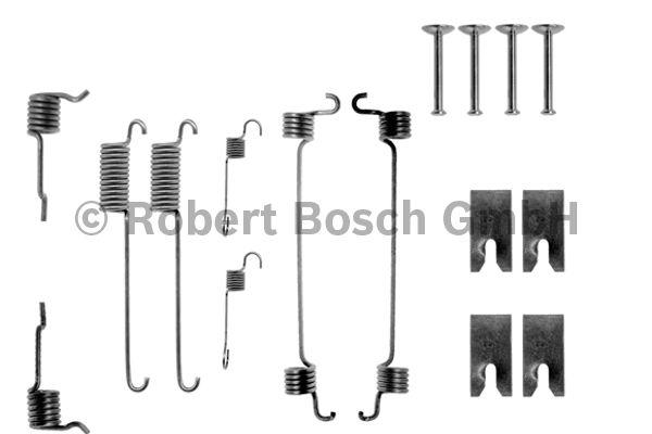 Kit d'accessoires, mâchoire de frein - BOSCH - 1 987 475 057