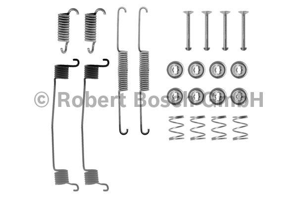 Kit d'accessoires, mâchoire de frein - BOSCH - 1 987 475 068